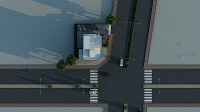 Cadde 25 Vaziyet Planı