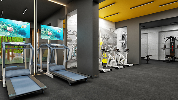 Esentepe Nefes Fitness Salonu